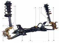Подробнее: Замена рычагов подвески Ford Focus 2