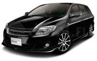 Подробнее: Замена пружин задней подвески Toyota Corolla Fielder