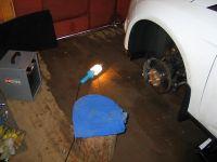 Подробнее: Шумоизоляция передних арок Ford Focus 3