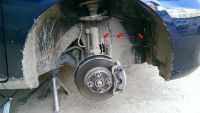 Подробнее: Замена подшипника кондиционера Toyota Corolla Fielder