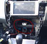Подробнее: Подключение ПТФ Toyota Corolla Fielder