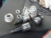 Подробнее: Замена и шприцевание рулевых пальчиков (наконечников) на газель некст