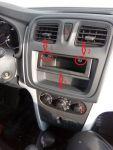 Подробнее: Установка колонок и магнитолы в Renault Sandero