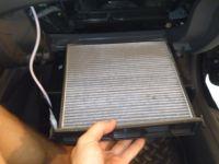 Подробнее: Замена салонного фильтра Honda Civic