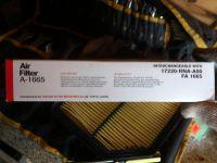 Подробнее: Замена воздушного фильтра Honda Civic