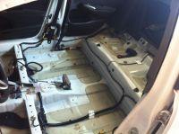 Подробнее: Шумоизоляция салона Honda Civic