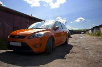 Подробнее: Керамическое защитное покрытие кузова Ford Focus 2
