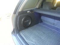 Подробнее: Установка стелс-сабвуфера Toyota Corolla Fielder Е120