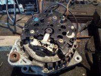 Подробнее: Ремонт генератора BOSCH Audi A6 C4