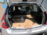 Подробнее: Увеличение багажника Renault Sandero
