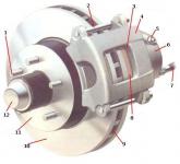 Подробнее: Замена задних тормозных цилиндров, тормозных дисков и колодок на Toyota Land Cruiser 100