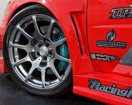 Подробнее: Тюнинг ходовой части, замена стоек стабилизатора в Toyota Mark II (100), передняя нижняя распорка,...
