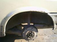 Подробнее: Расширение задних колесных арок ВАЗ 2108, 2109, 2110
